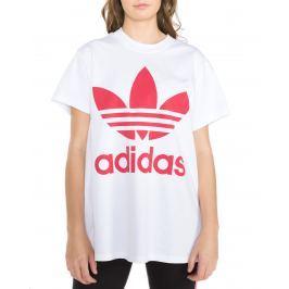 Big Trefoil Triko adidas Originals | Bílá | Dámské | 36