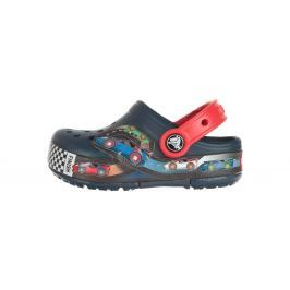 Crocband™ Fun Lab Lights Clog Crocs dětské Crocs | Modrá | Dívčí | 27-28