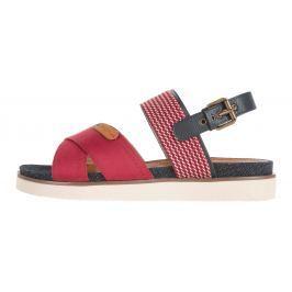 Sunset Katen Sandále Wrangler   Modrá Červená   Dámské   36