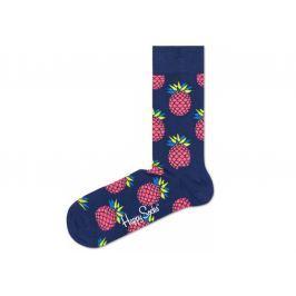 Pineapple Ponožky Happy Socks   Modrá   Pánské   41-46