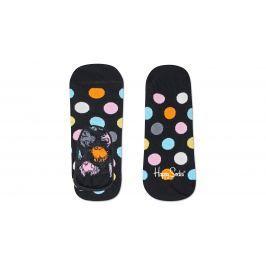 Big Dot Ponožky Happy Socks   Černá   Pánské   36-40