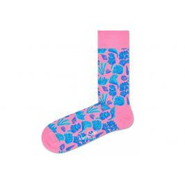 Under The Sea Ponožky Happy Socks   Modrá Růžová   Dámské   36-40