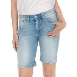Poppy Šortky Pepe Jeans | Modrá | Dámské | 25