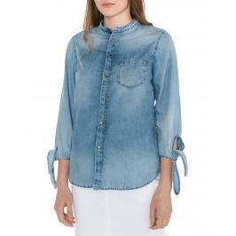 Ellen Košile Pepe Jeans   Modrá   Dámské   XS