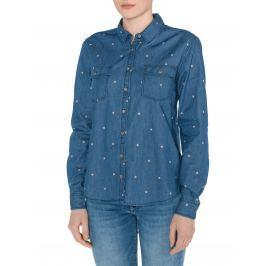 Layla Košile Pepe Jeans | Modrá | Dámské | S