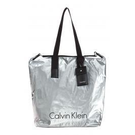 City Taška Calvin Klein | Stříbrná | Dámské | UNI