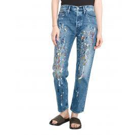 Jeans Calvin Klein | Modrá | Dámské | 32/34
