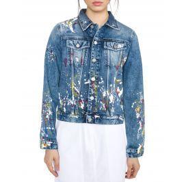 Bunda Calvin Klein   Modrá   Dámské   S