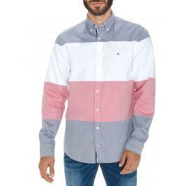 Global Košile Tommy Hilfiger | Modrá Červená Bílá | Pánské | XL