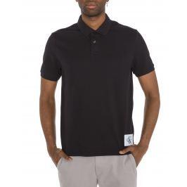 Pontos Polo triko Calvin Klein | Černá | Pánské | S