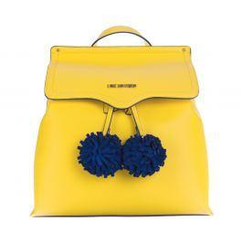 Batoh Love Moschino | Žlutá | Dámské | UNI