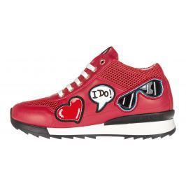 Tenisky Love Moschino   Červená   Dámské   36