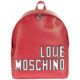 Batoh Love Moschino | Červená | Dámské | UNI