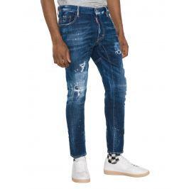 Tidy Biker Jeans DSQUARED2 | Modrá | Pánské | IT-44