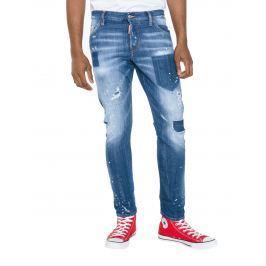 Sexy Twist Jeans DSQUARED2 | Modrá | Pánské | IT-44