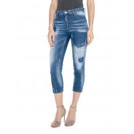 Boyfriend Jeans DSQUARED2 | Modrá | Dámské | IT-36