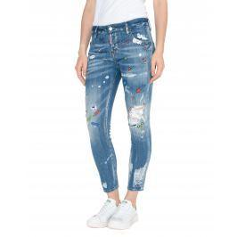 Cool Girl Jeans DSQUARED2 | Modrá | Dámské | IT-40