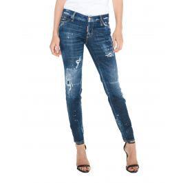 Jennifer Jeans DSQUARED2 | Modrá | Dámské | IT-46