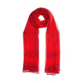 Šátek Armani Exchange   Červená   Dámské   UNI