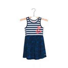 Carson Šaty dětské Desigual | Modrá | Dívčí | 3-4 roky
