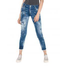 Jennifer Jeans DSQUARED2 | Modrá | Dámské | IT-38
