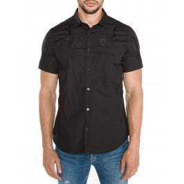 Košile Versace Jeans | Černá | Pánské | XL