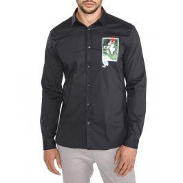 Košile Just Cavalli | Černá | Pánské | M