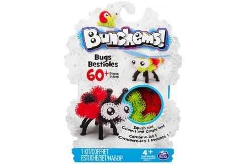 Bunchems - Kreativní balení zvířátka, brouci, květiny Produkty