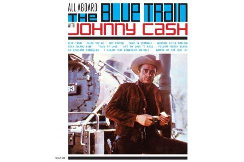 Johnny Cash : All Aboard The Blue Train LP Hudba