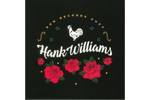 Hank Williams : Sun Records Does Hank Williams / Tribute LP Hudba