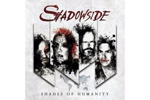 CD Shadowside : Shades Of Humanity Katalog produtků