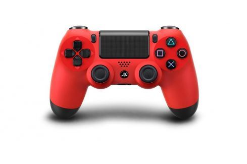 Sony DUAL SHOCK PS4 red Konzole PlayStation 4