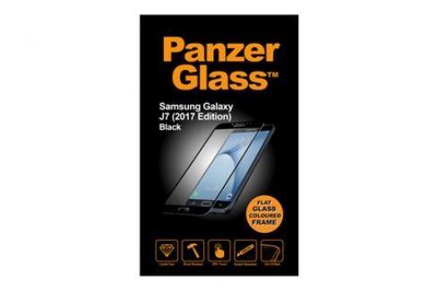 PANZERGLASS_4411 PanzerGlass Samsung Galaxy J7 2017, černé sklo Katalog produtků