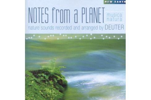 CD Deuter : Notes From a Planet Hudba