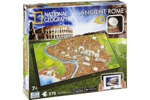 ConQuest entertainment a.s. 4D City Puzzle Starověký Řím 4D puzzle
