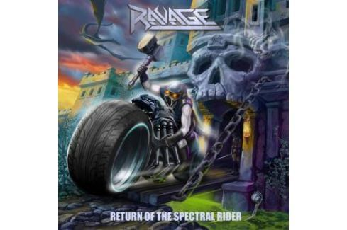 CD Ravage : Return Of The Spectral Rider Hudba