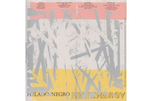 Helado Negro : Private Energy LP Hudba