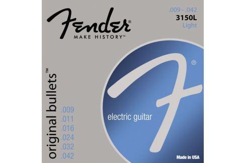 Fender 073-3150-403 3150L Gauges .009-.042 Struny