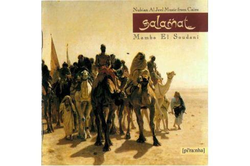 CD Salamat : Mambo El Soudani Hudba