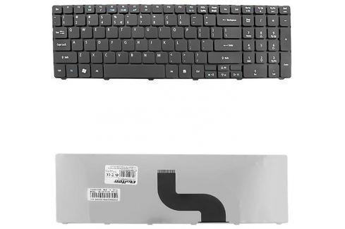 Qoltec Klávesnice pro notebook Acer Aspire 5340 5536 5738 5740 TV stolky a držáky