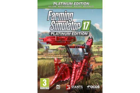 COMGAD Farming Simulator 17 - Platinum Edition simulátory