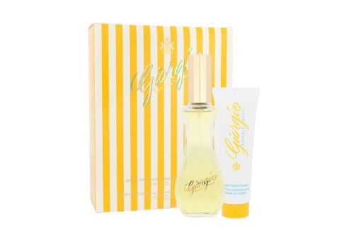 Giorgio Beverly Hills Giorgio for Women EDT 90 ml + BL 50 ml W Parfémy
