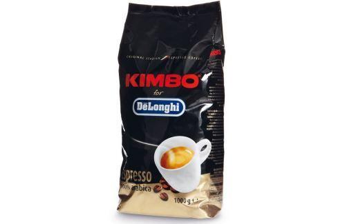 DeLonghi Káva  Kimbo 100% Arabica 1kg zrnková Káva