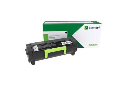 Lexmark CS/CX417 Black Toner Cartridge High Return - 6 000 stran Náplně a tonery - originální