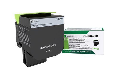 Lexmark CS/CX517 Black Toner Cartridge High Return - 8 000 stran Náplně a tonery - originální