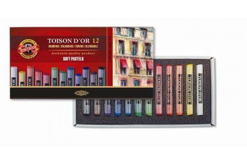 KOH-I-NOOR Křídy,  Toison 8512/6 Produkty