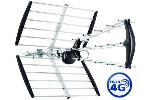 Optex Anténa  DVB-T TRINAPPE 5000 venkovní, LTE filtr, zisk 15 dB DVB-T antény