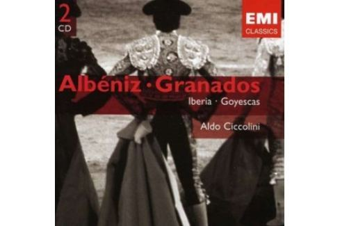 CD Iberia : Granados - Goyescas Hudba
