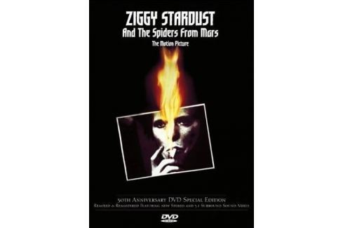 David Bowie : Ziggy Stardust And The Spiders From Mars Filmy
