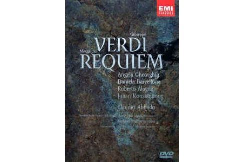 DVD  - VERDI - ABBADO / REQUIEM Filmy